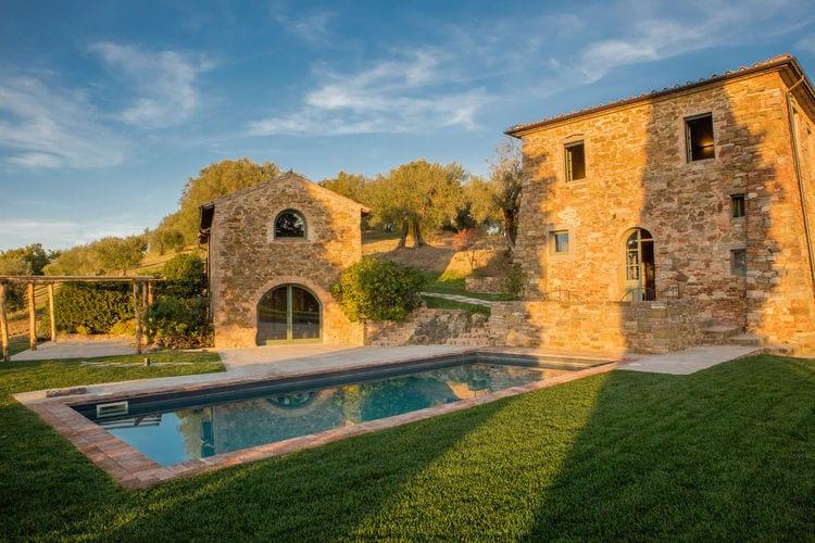 Vakantiehuizen Italie | Umbrie | Villa te huur in Magione met zwembad   10 personen