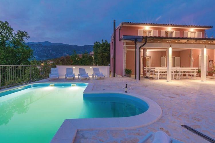 Villa Sunset  Dalmatia Croatia