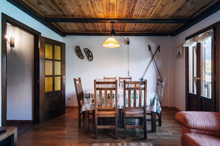 vakantiehuis Spanje, Navarra, Hoz de Jaca, Huesca vakantiehuis ES-00009-56
