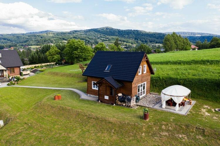 Vakantiehuizen Polen | Sarp | Chalet te huur in Posada-Gorna   met wifi 8 personen