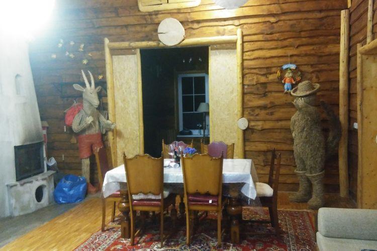 Vakantiehuizen Polen | Sarp | Vakantiehuis te huur in Posada-Gorna   met wifi 5 personen