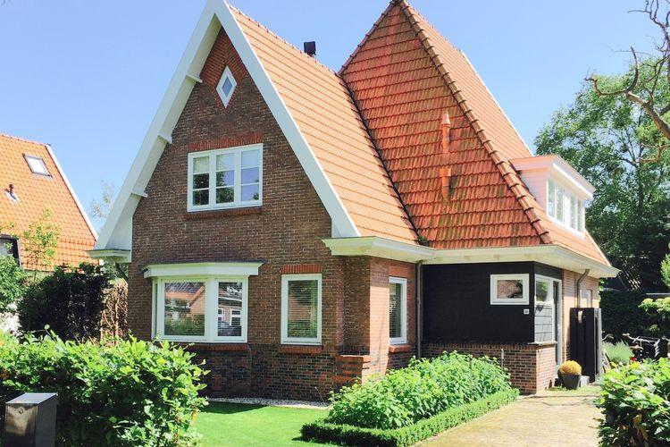 Vakantiewoning Nederland, Noord-Holland, Bergen Villa NL-0016-73