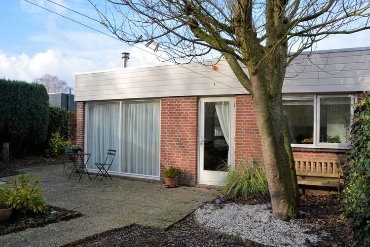 Bungalow  met wifi  Zuid-HollandBos-Lodge