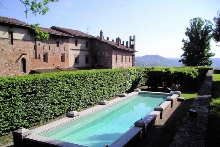 Vakantiewoning Italië, Piemonte, Gabiano Kasteel IT-15020-09