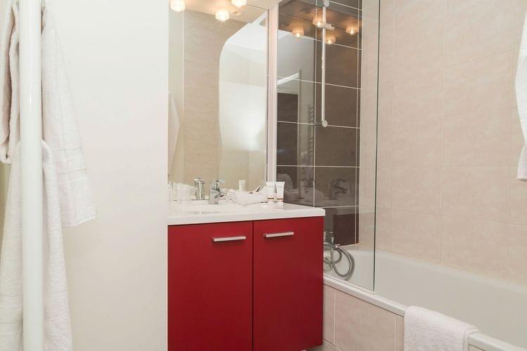 Appartement Frankrijk, Bretagne, CHINON Appartement FR-37500-15