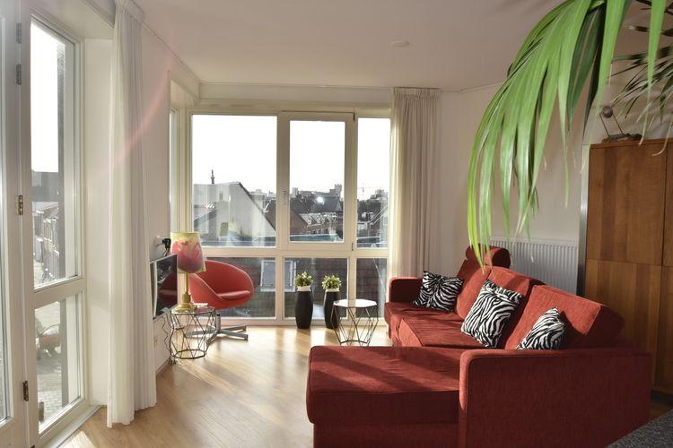 Appartement  met wifi  Den Helder  Heerlijk ruim en licht appartement op loopafstand van texelse boot