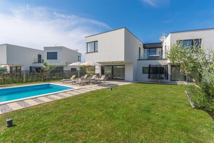 Villa Kroatië, Istrie, Novigrad Villa HR-52466-24