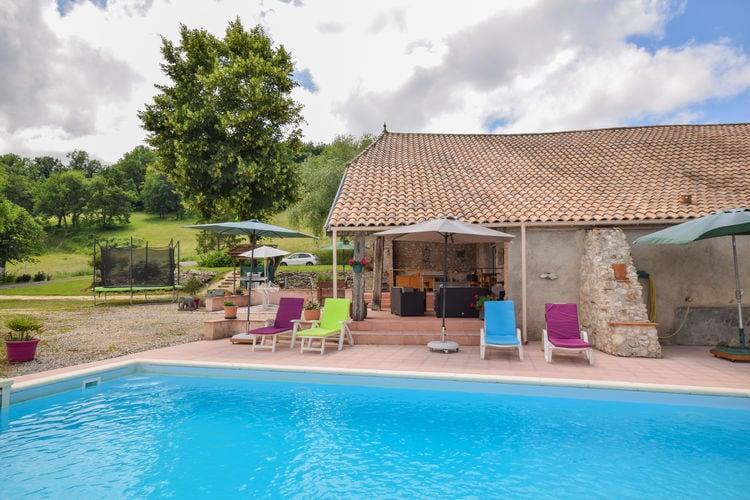 vakantiehuis Frankrijk, Midi-Pyrenees, Castelmoron-sur-Lot vakantiehuis FR-00021-57