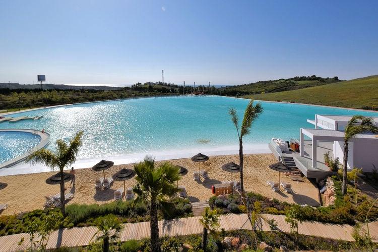 Appartement met zwembad met wifi  CasaresAlcazaba Lagoon