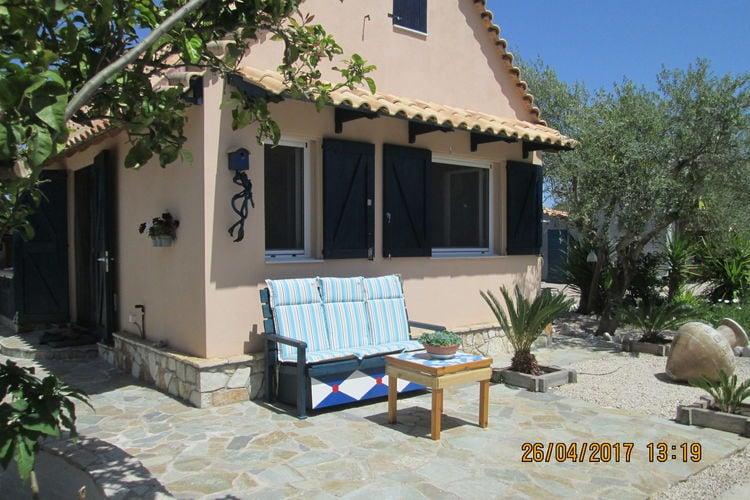 Vakantiehuis  met wifi  Messinia  Villa Bolide