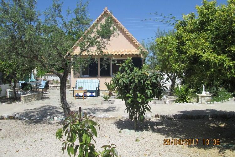 Vakantiehuizen Griekenland | Peloponnesos | Vakantiehuis te huur in Messinia   met wifi 4 personen