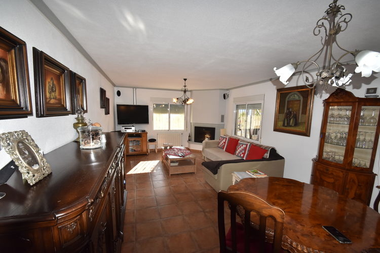 vakantiehuis Spanje, Costa Blanca, Hondon De Las Nieves vakantiehuis ES-00009-90