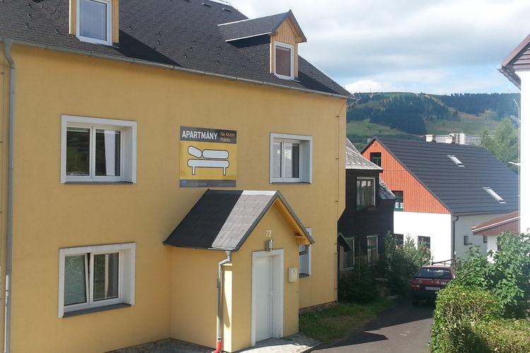 SKICHOM B Lou�ná pod Klínovcem Western Bohemia Czech Republic