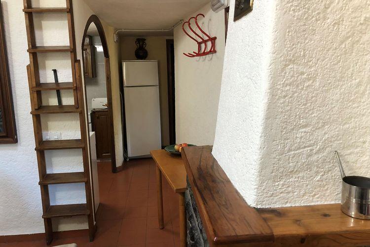 vakantiehuis Spanje, Costa de Barcelona, Montseny vakantiehuis ES-08469-03