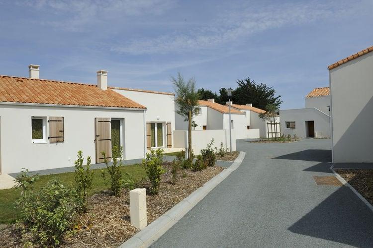 Vakantiehuizen Frankrijk | Pays-de-la-loire | Vakantiehuis te huur in Olonne-sur-Mer   met wifi 6 personen