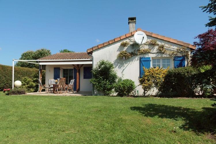 Villa Frankrijk, Cote Atlantique, Les Forges Villa FR-79340-34
