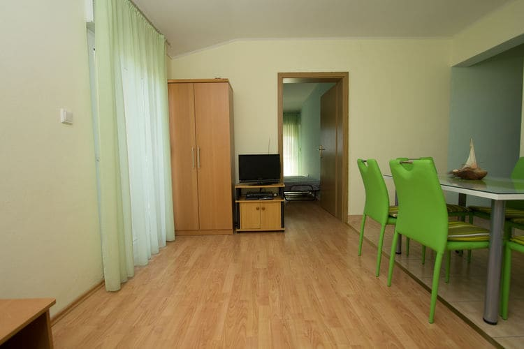 Appartement Kroatië, Dalmatie, Kaštel Štafilić Appartement HR-00009-65