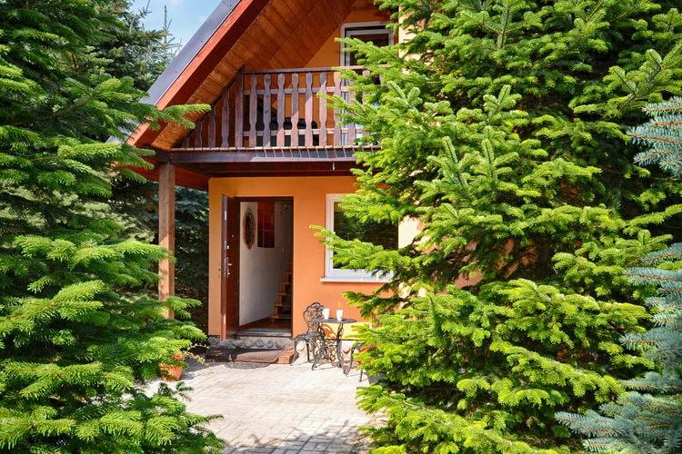 Vakantiehuis met zwembad met wifi  Darłowo  Secluded holiday home