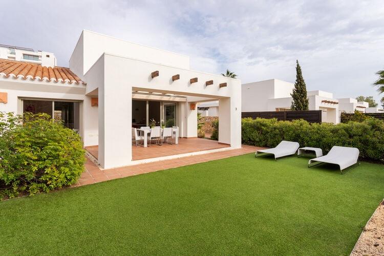 Spanje | Costa-Blanca | Vakantiehuis te huur in Orihuela met zwembad  met wifi 6 personen