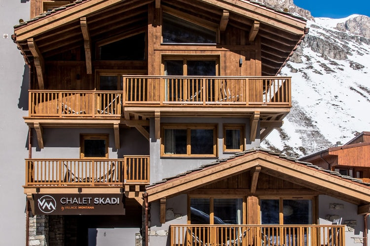 Chalet Skadi 1 Val d Isere Northern Alps France
