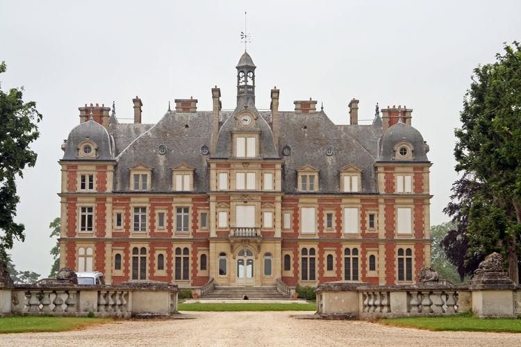 Vakantiewoning huren in Ile-de-France - met zwembad  met wifi met zwembad voor 8 personen  Welkom op het landgoed van Châtea..