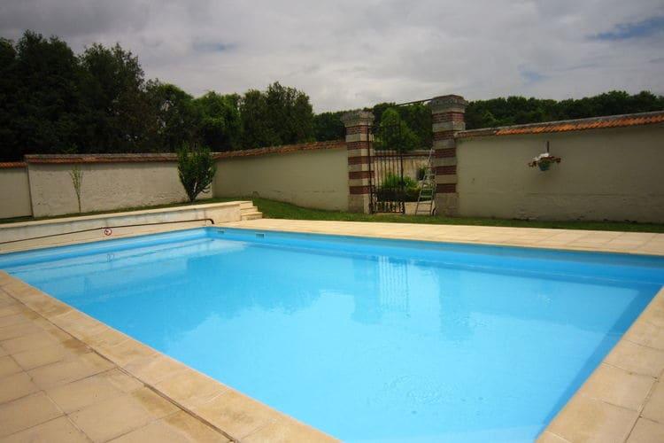 vakantiehuis Frankrijk, Ile-de-France, Ocquerre vakantiehuis FR-77440-11