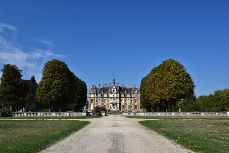Vakantiehuizen Frankrijk | Ile-de-France | Vakantiehuis te huur in Ocquerre met zwembad  met wifi 8 personen