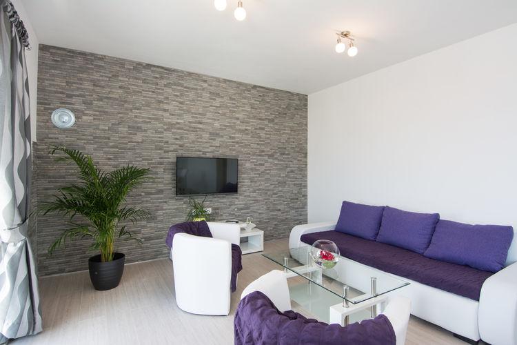 Appartement Kroatië, Dalmatie, Seget Donji Appartement HR-21218-04