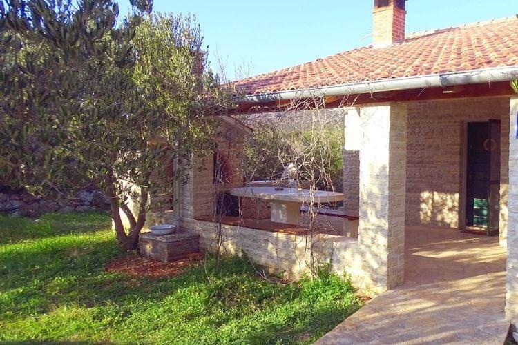 vakantiehuis Kroatië, Dalmatie, Drage vakantiehuis HR-23211-16