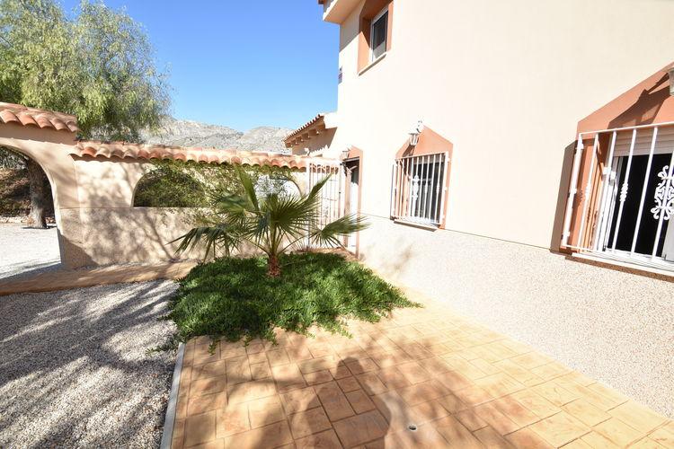 vakantiehuis Spanje, Costa Blanca, Hondon De Las Nieves vakantiehuis ES-00009-100