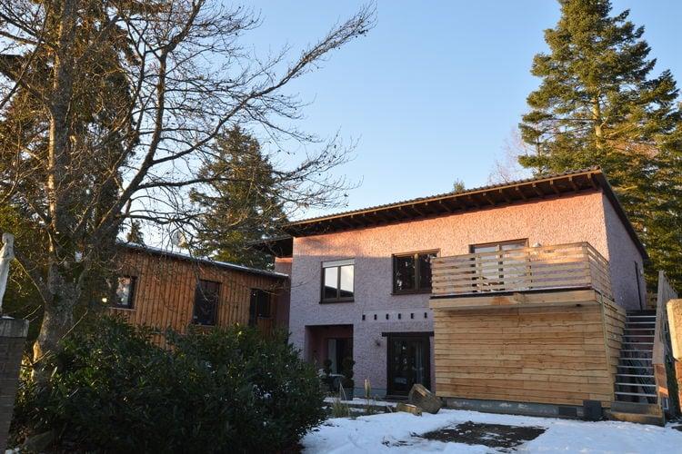 Duitsland | Eifel | Appartement te huur in Manderscheid   met wifi 4 personen