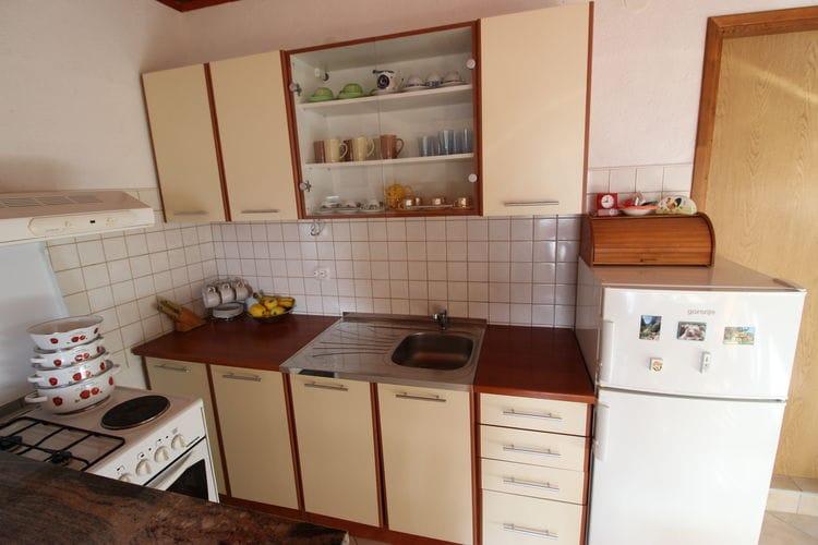 Vakantiewoning Kroatië, Dalmatie, Tribanj vakantiewoning HR-23245-03