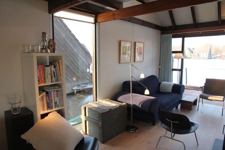 vakantiehuis Nederland, Friesland, Gaastmeer vakantiehuis NL-0017-44