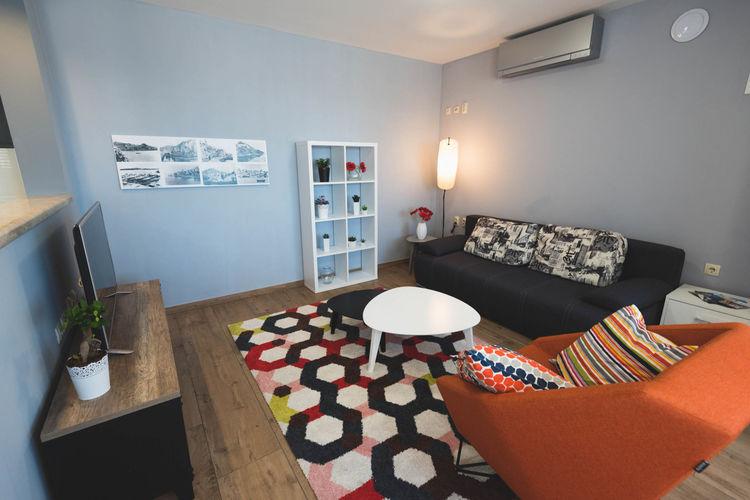 Appartement Kroatië, Dalmatie, Sibenik Appartement HR-22000-07