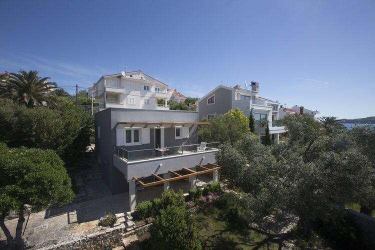 Appartement Kroatië, Dalmatie, Seget Vranjica Appartement HR-21218-07