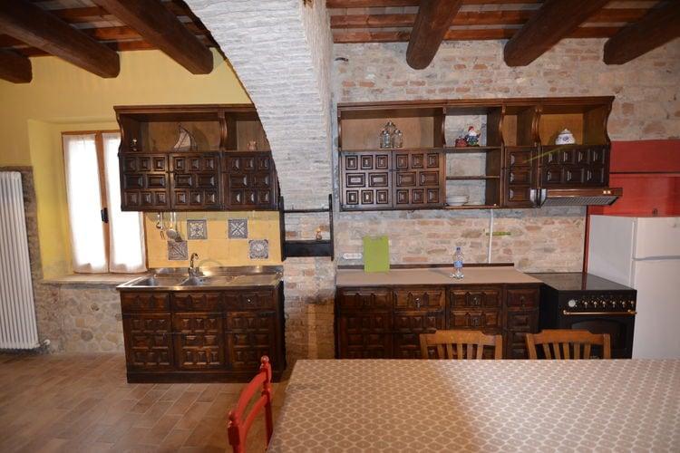 Appartement Italië, Emilia-romagna, Saludecio Appartement IT-47835-07