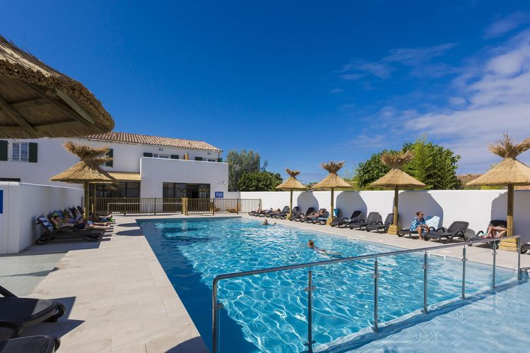 Vakantiehuizen Frankrijk | Cote-Atlantique | Appartement te huur in RIVEDOUX-PLAGE   met wifi 2 personen