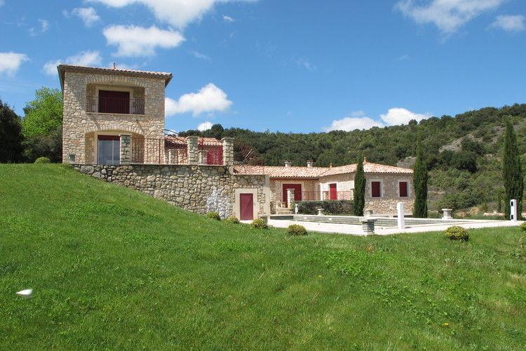 Saint-Ambroix Vakantiewoningen te huur Een elegante villa met privézwembad, in een regio met diverse mogelijkheden voor buitenactiviteiten
