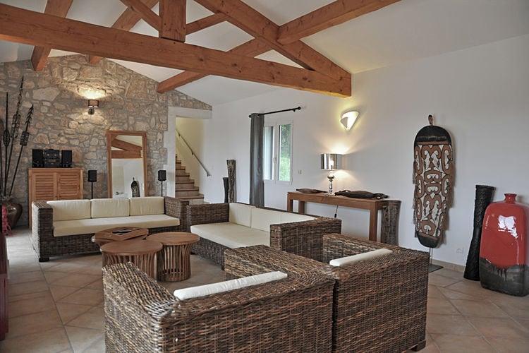 Villa Frankrijk, Languedoc-roussillon, Saint-Ambroix Villa FR-30500-40