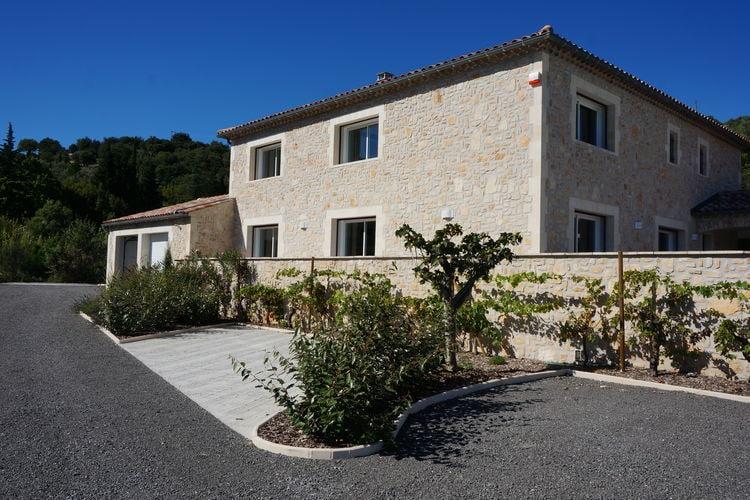 Villa Frankrijk, Languedoc-roussillon, Saint-Ambroix Villa FR-30500-41
