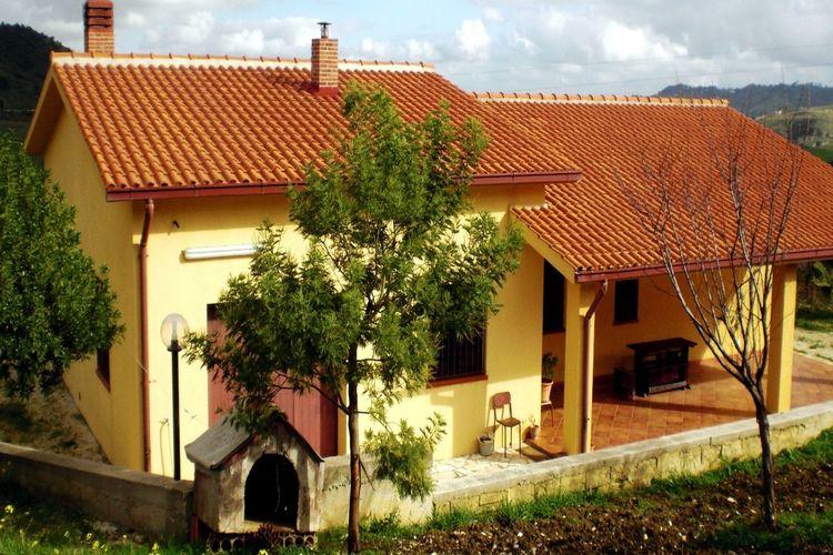 Calatafimi-Segesta-localita-Alcamo-Marina Vakantiewoningen te huur Villa Shell