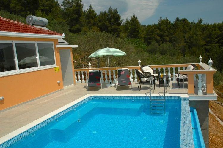 vakantiehuis Kroatië, Dalmatie, Vela Luka, otok Korčula vakantiehuis HR-20270-08