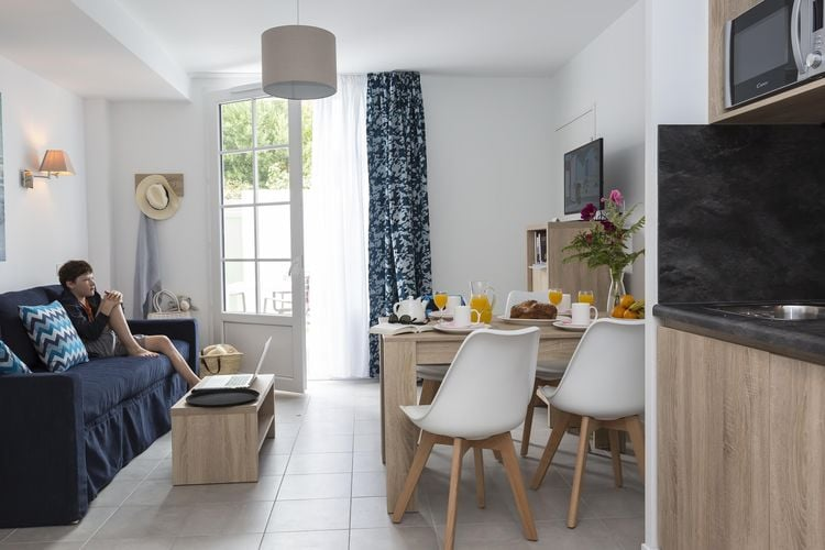 Appartement Frankrijk, Cote Atlantique, RIVEDOUX PLAGE Appartement FR-17940-03