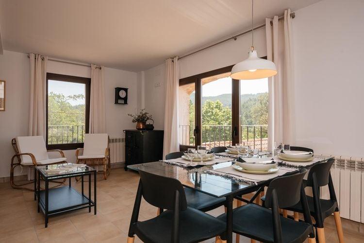 vakantiehuis Spanje, Catalunia, Castellnou de Bages vakantiehuis ES-00011-90