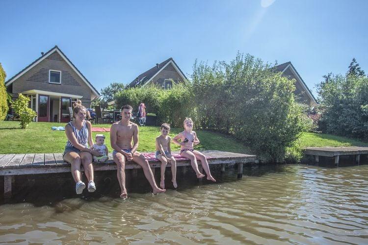 vakantiehuis Nederland, Noord-Holland, Medemblik vakantiehuis NL-1671-13
