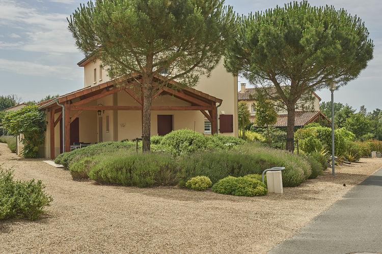 Frankrijk | Cote-Atlantique | Villa te huur in Vasles   met wifi 6 personen