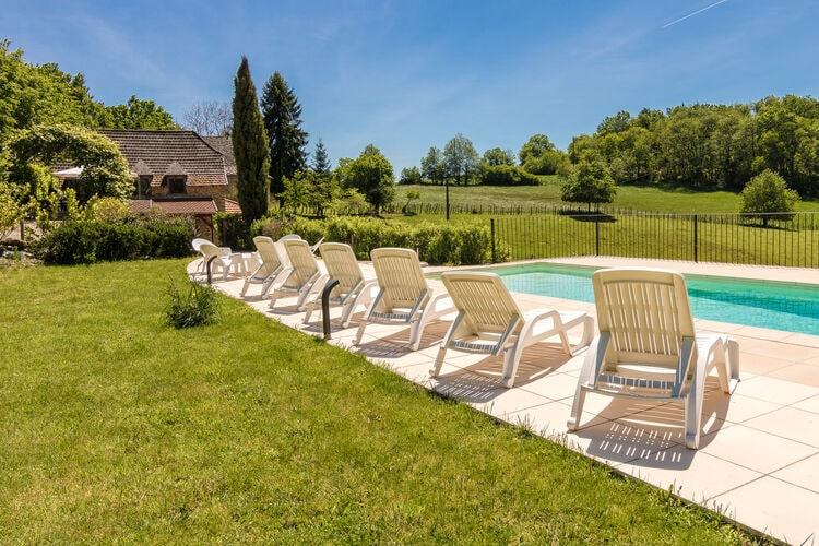 Vakantiehuizen Frankrijk | Limousin | Vakantiehuis te huur in Altillac met zwembad   8 personen