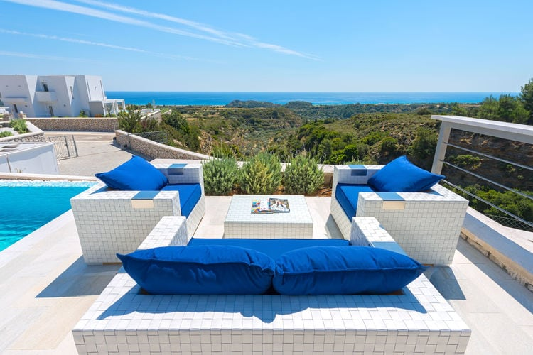 Villa Griekenland, Rhodos, Kalythies Villa GR-85105-03