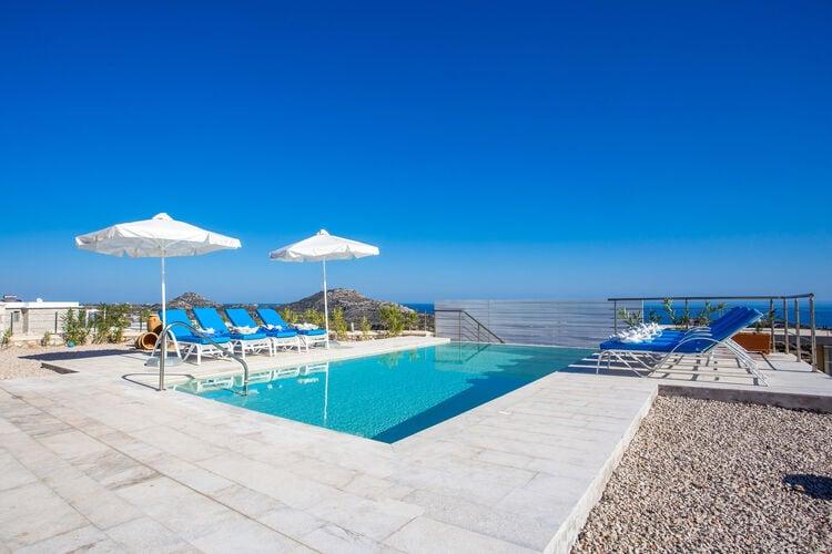 Villa Griekenland, Rhodos, Kalythies Villa GR-85105-05