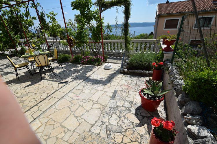 vakantiehuis Kroatië, Kvarner, Dramalj vakantiehuis HR-00009-94